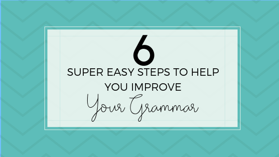 You don't have to spend hundreds on a college course to improve grammar. Check out these super easy steps to improve your skills!